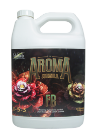 Hydroponic & Soil plant food for use with FA+MB